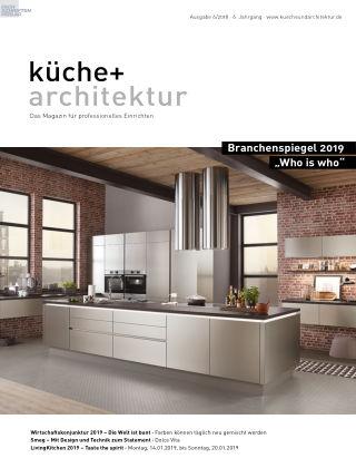 küche+architektur 6/2018