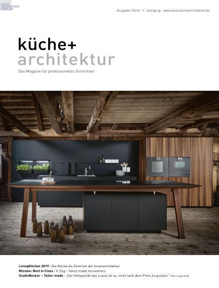 küche+architektur March 04, 2019 00:00