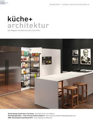 küche+architektur 2/2019