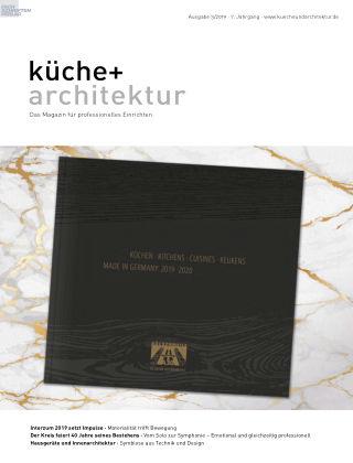 küche+architektur 3/2019