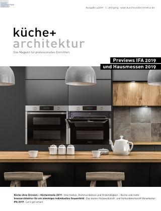 küche+architektur 4/2019