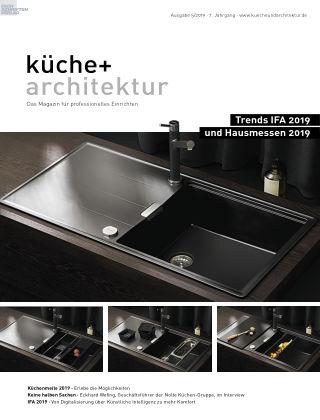 küche+architektur 5/2019