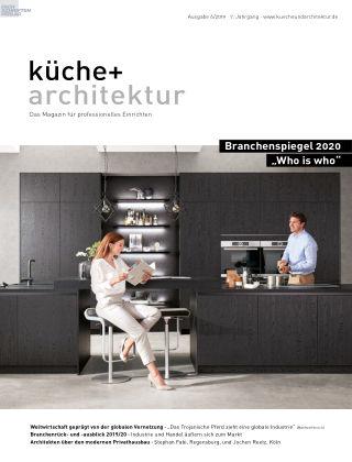 küche+architektur 6/2019
