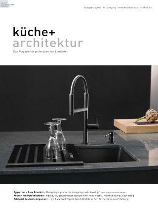 küche+architektur 1/2020