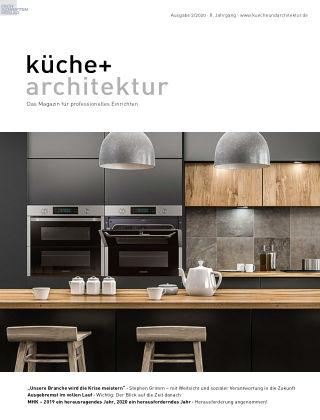 küche+architektur 2/2020
