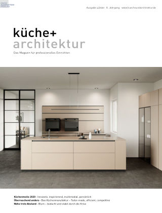 küche+architektur 4/2020