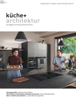 küche+architektur 5/2020
