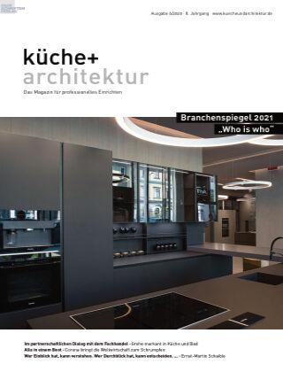 küche+architektur 6/2020