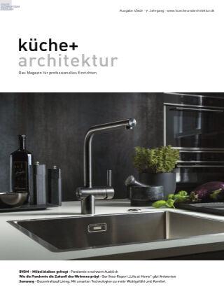küche+architektur 1/2021