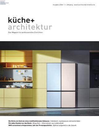 küche+architektur 2/2021