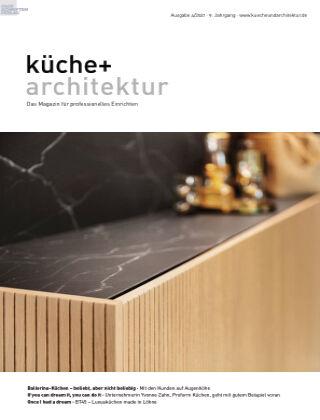 küche+architektur 4/2021