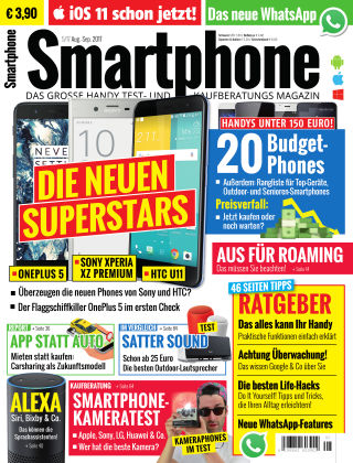 Smartphone Magazin 5/2017