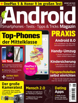 Android Magazin 5/2017