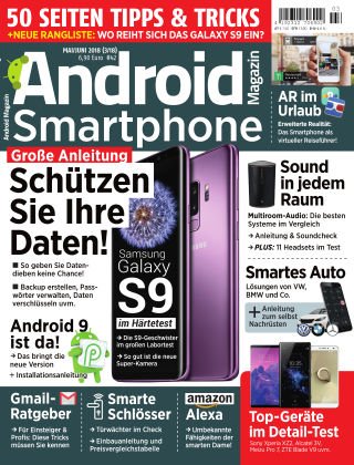 Android Magazin 3/2018