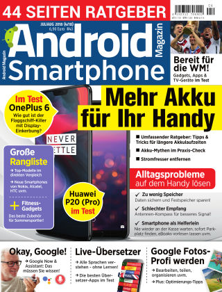 Android Magazin 4/2018