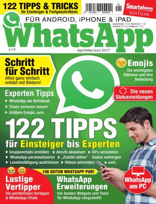 Smartphone Magazin Extra WhatsApp 1/2017