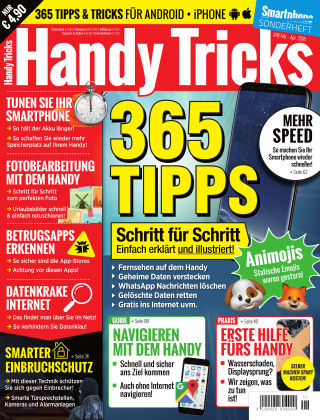 Smartphone Magazin Extra Handy Tricks 1/18