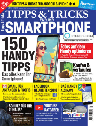 Smartphone Magazin Extra TIPPS & TRICKS 1/18