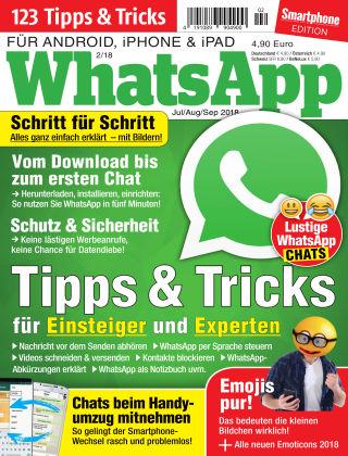 Smartphone Magazin Extra WhatsApp 2/2018