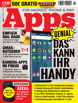 Apps Magazin 2/2018