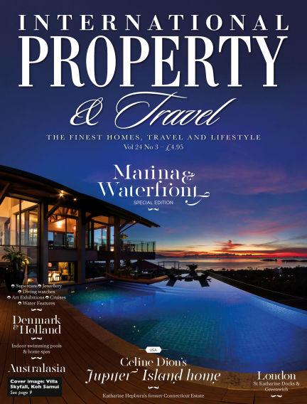 International Property & Travel April 30, 2017 00:00
