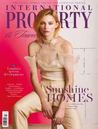 International Property & Travel May : Jun 2019