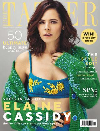 Irish Tatler October Issue