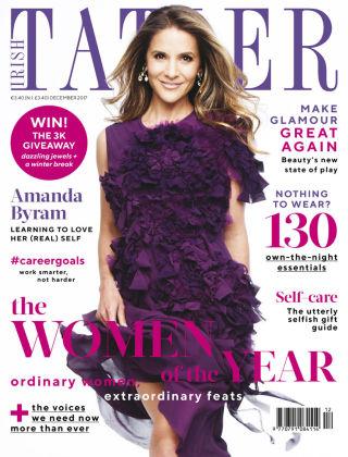 Irish Tatler December Issue
