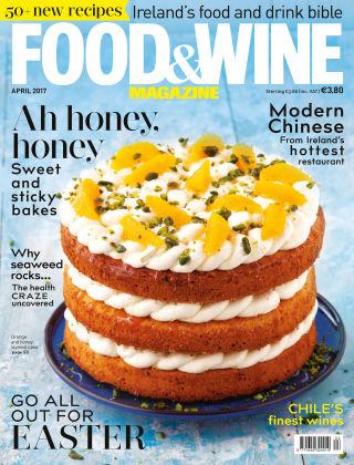 FOOD&WINE Magazine April 2017