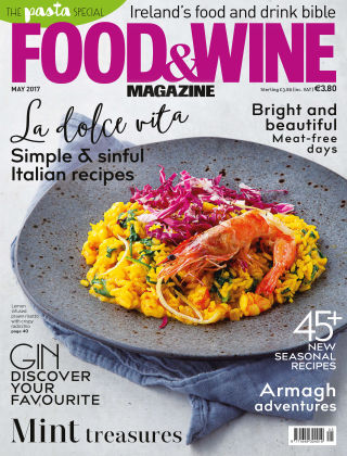 FOOD&WINE Magazine May 2017