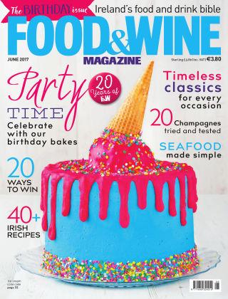 FOOD&WINE Magazine June 2017