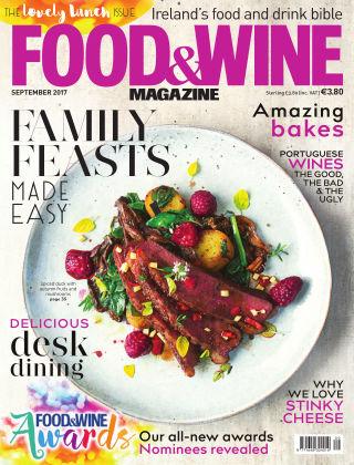 FOOD&WINE Magazine September Issue