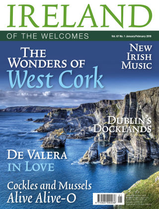 Ireland of the Welcomes jan/Feb 2018