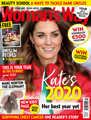 Woman's Way Issue 1