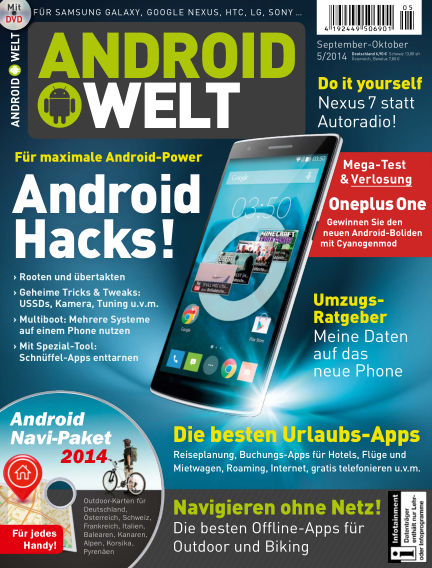 AndroidWelt August 08, 2014 00:00