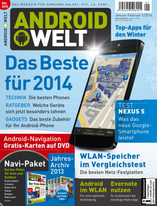 AndroidWelt 01/14