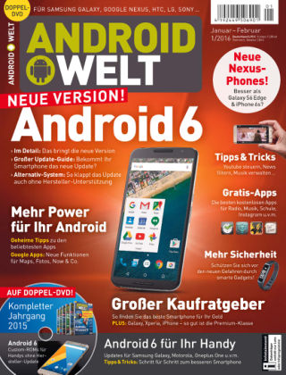 AndroidWelt 01/16
