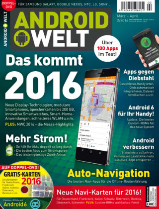 AndroidWelt 02/16
