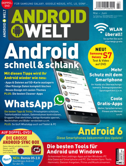 AndroidWelt April 01, 2016 00:00