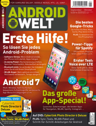 AndroidWelt 05/16