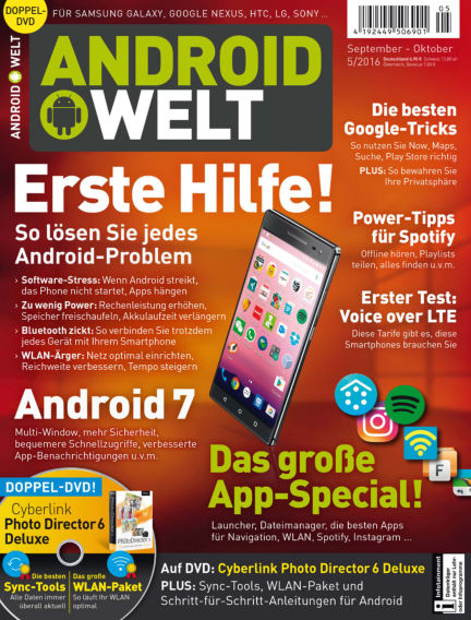 AndroidWelt August 05, 2016 00:00
