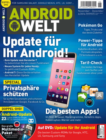 AndroidWelt October 07, 2016 00:00