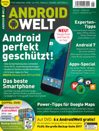 AndroidWelt 01/17