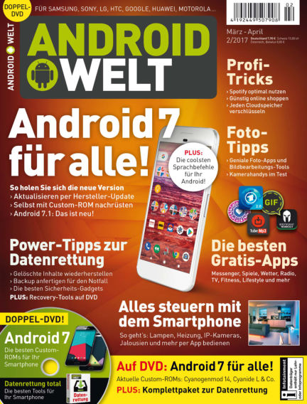 AndroidWelt February 03, 2017 00:00