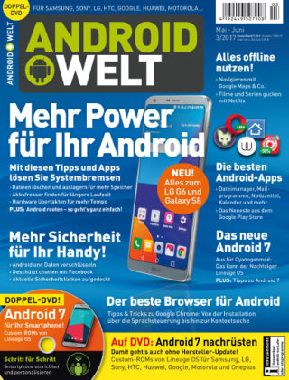 AndroidWelt 03/17