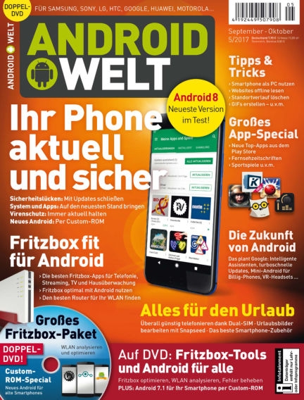 AndroidWelt August 04, 2017 00:00