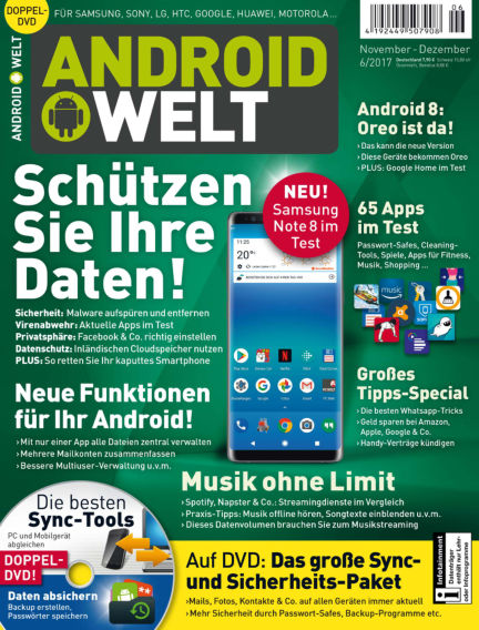 AndroidWelt October 06, 2017 00:00