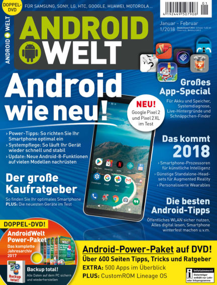 AndroidWelt December 01, 2017 00:00
