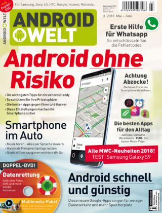 AndroidWelt 03/18