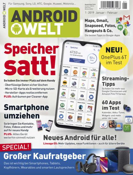 AndroidWelt December 07, 2018 00:00